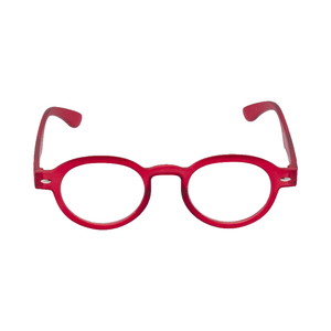 Medium retro peepers cooper red