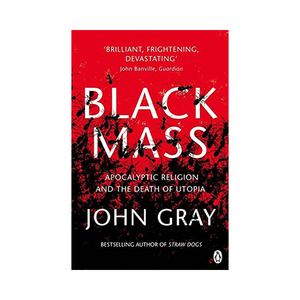 Medium black mass by john gray