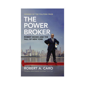 Medium the power broker by robert caro