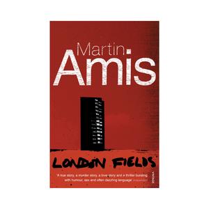Medium london fields by martin amis