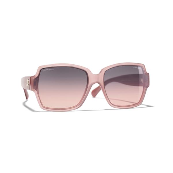 bfc2aaaf82 Chanel - Square Sunglasses - Semaine