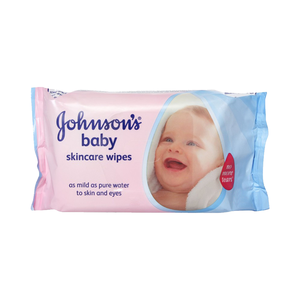 Medium johnsons baby wipes