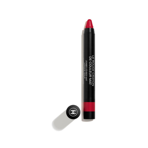 Medium le rouge crayon de couleur mat