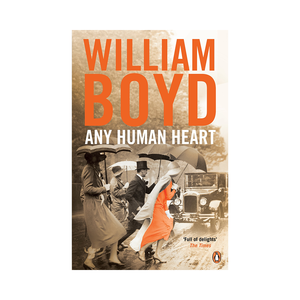 Medium any human heart by william boyd