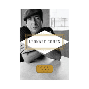 Medium leonard cohen book of poems