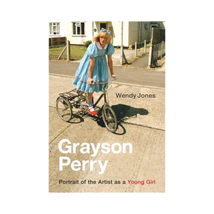 Medium portrait of the artist as a young girl grayson perry
