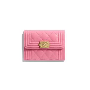 Medium pink purse