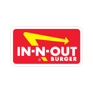 Medium innoutsticker