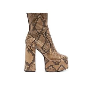 Medium shoe