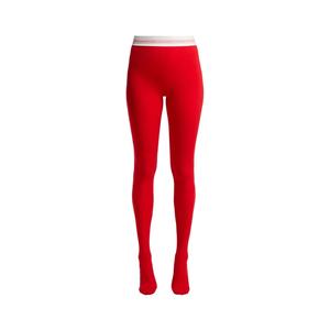 Medium marine serre logo waist tights