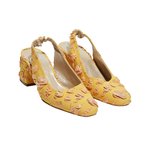 Medium yellow shoe