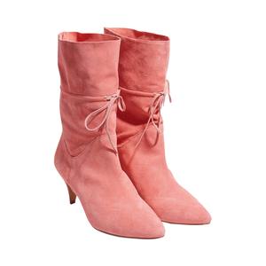 Medium pink shoe