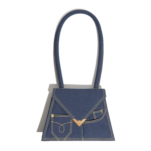 Medium blue bag 2