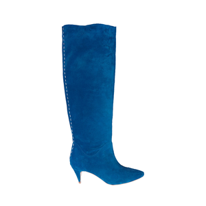 Medium blue boot