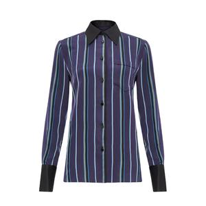 Medium pinstripe little prince shirt