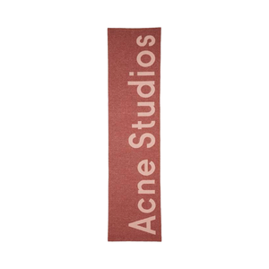 Medium acne scarf
