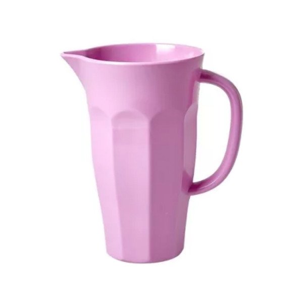 Large trouva rice dark pink 1 litres melamine jug or pitcher.png
