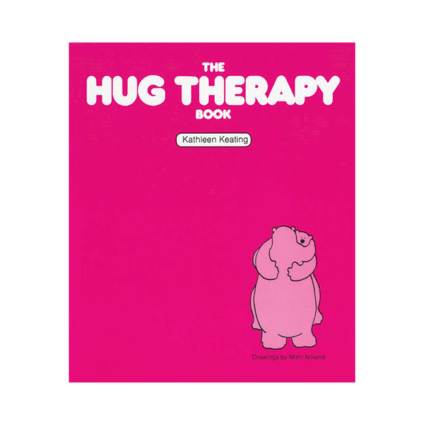 Large the hug therapy book