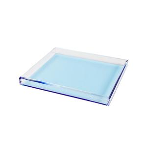 Medium conran shop cocktail tray blue