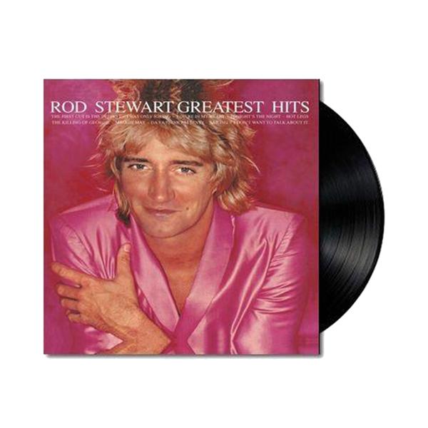 Large rod stewart vinyl