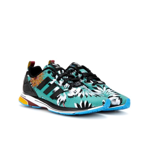 Medium adidas by mary katrantzou   mk zx flux jacquard sneakers