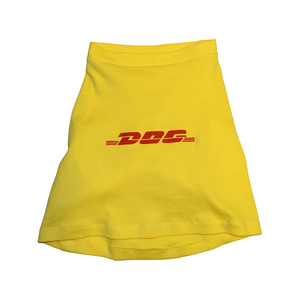 Medium petement dhl tee logo