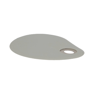 Medium john lewis   partners silicone dough scraper  grey