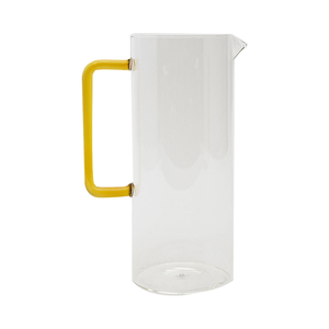 Medium need supply ichendorf milano tube jug with yellow handle