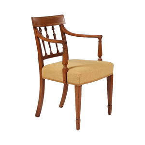 Medium set of george iii dining chairs copy