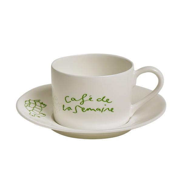 Large coffeecup