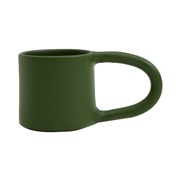 Large need supply co workaday short mug in green