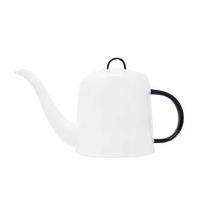 Medium feldspar cobalt teapot