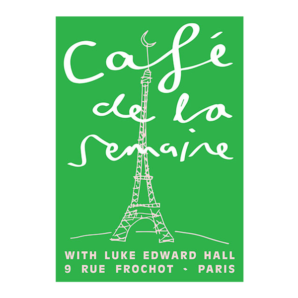 Large parisgreeneiffelprint