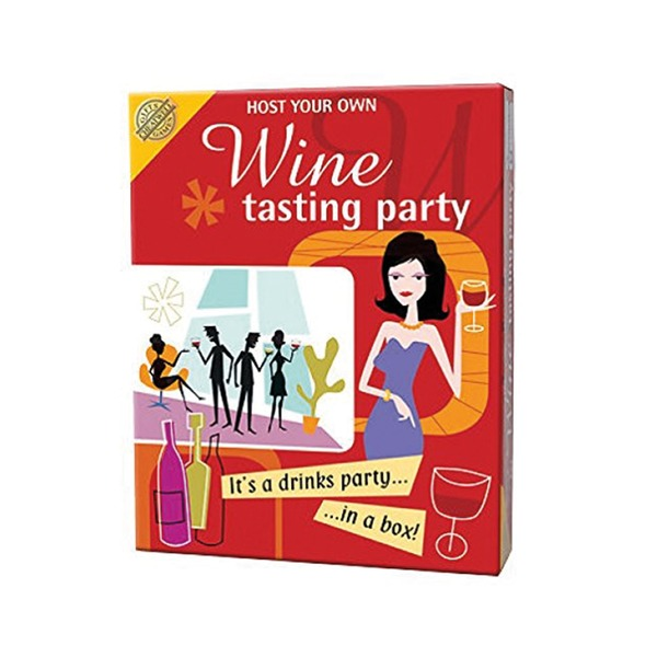 Large host your own wine tasting party