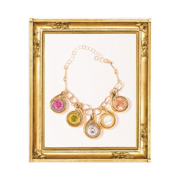 Large picabia necklace sonia style