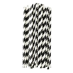 Medium miss etoile striped straws