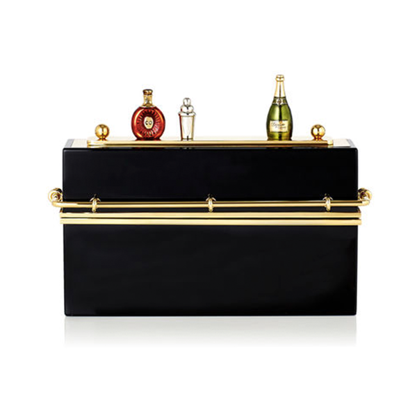 Large charlotte olympia mini bar