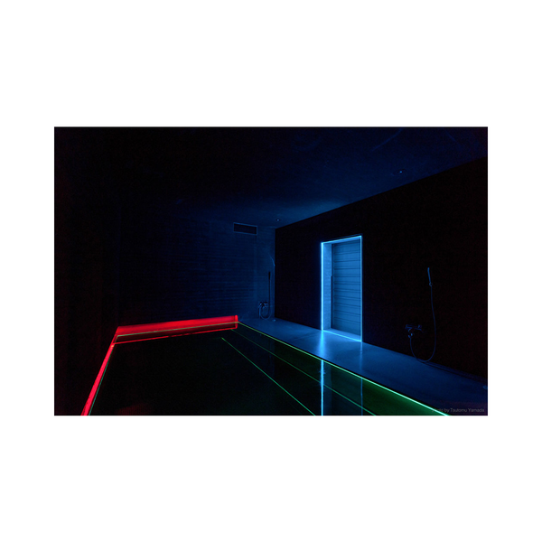Large james turell house of light   tokamachi  click to book and stay   take enquiry