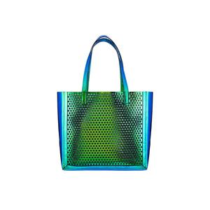 Medium loeffler randall acid perforated handbag tote 2 24