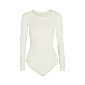 Medium wolford berlin stretch jersey bodysuit