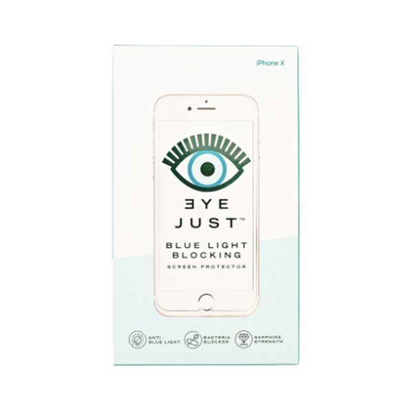 Large just eye blue light blocking screen protector