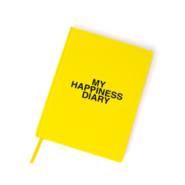 Large happiness diary