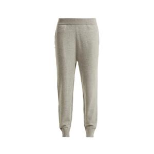 Medium extreme cashmere no. 56 yogi cashmere blend track pants