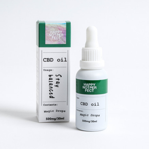 Medium hnp magic cbd drops   500mg