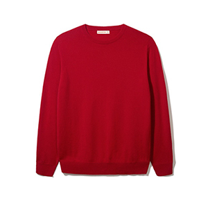 Medium and daugher laragh cashmere crew neck