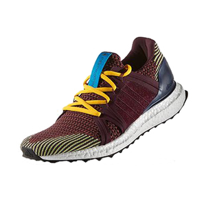Medium ultra boost knit running shoes