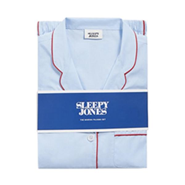Large sleepy jones marina pajama set