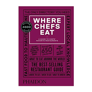 Medium where chefs eat third edition