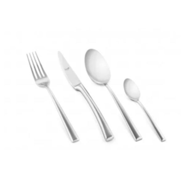 Large 24 piece cutlery set lorena