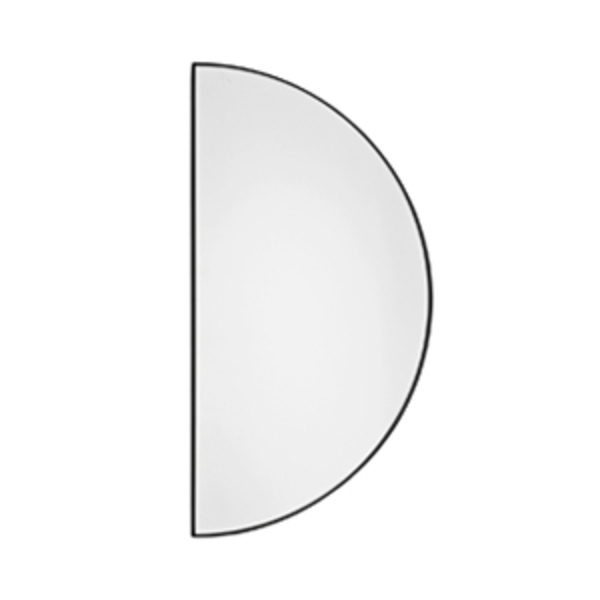 Large aytm unity half circle mirror